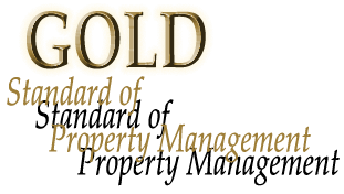 "Vernon Foster has set the ""Gold Standard"" for Property Management!"