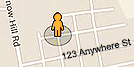 Virtual Drive-By Tour Courtesy of Google's Pegman. VFMR